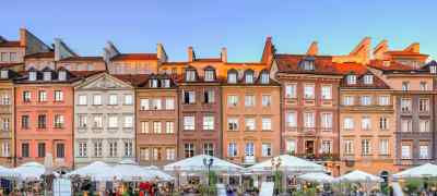 Travel Guide to Warsaw, Poland