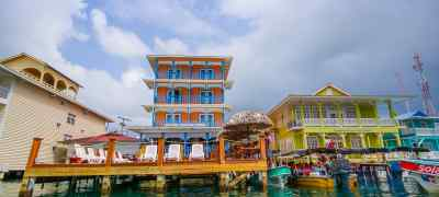 Clone of Panama City, Bocas del Toro & Chiriqui