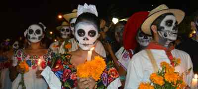 Celebrations of the Dead Around the World