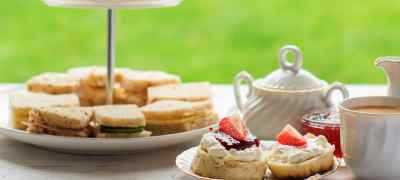 8 Unique Places for Afternoon Tea in London