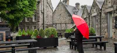 What to Do When it Rains in Edinburgh