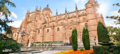 Journey Through Central Spain