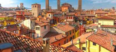 Searching for Italy: Food Tour of Bologna
