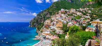 Travel Guide to the Amalfi Coast, Italy