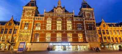 Brussels & Amsterdam by Rail