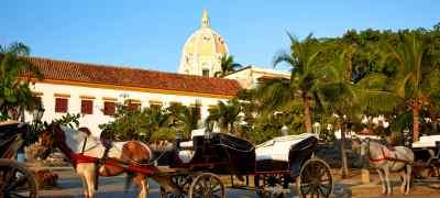 Solo Travel: Colorful Cartagena