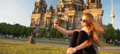 Top 7 Selfie Spots in Berlin