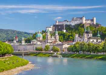Salzburg escorted vacation