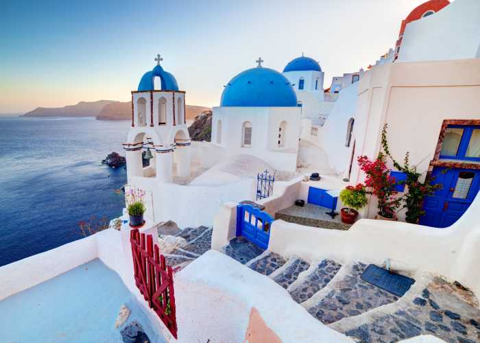 All Around the Aegean 7 Nights | WONDERLAND FAMILY VACATIONS