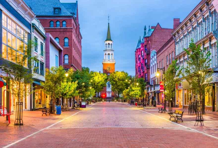 Travel Guide to Burlington & Stowe, Vermont