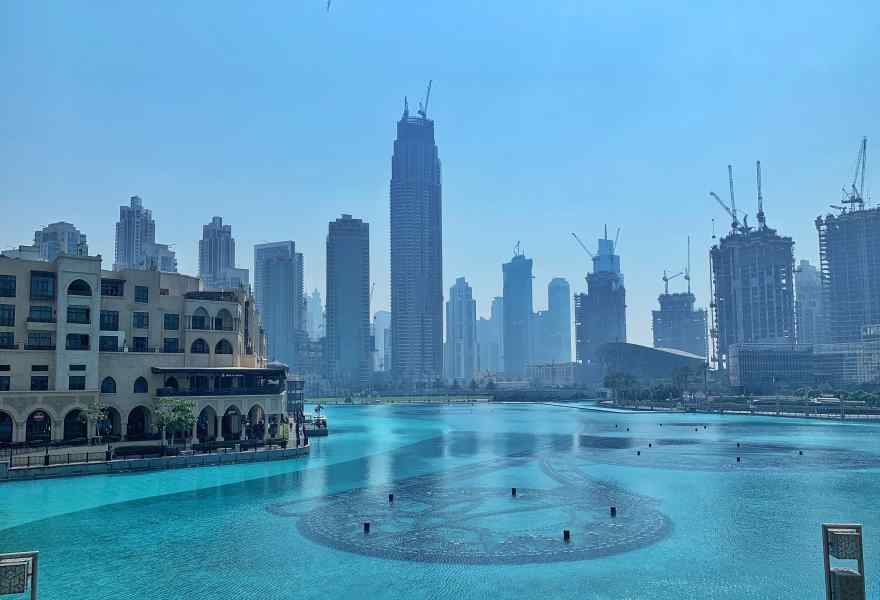 6 Ways to Beat the Heat in Dubai this August