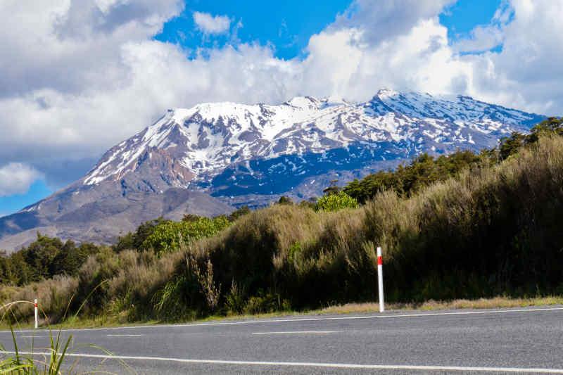 Mount Ruhapehu