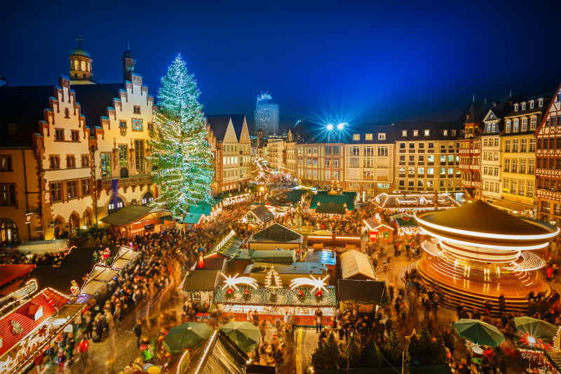 Weihnachtsmärkte • Frankfurt Germany