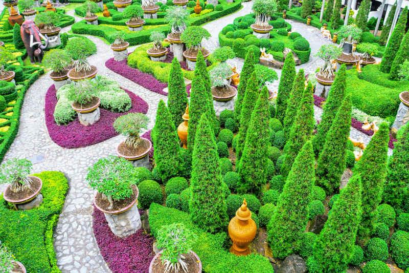 Nong Nooch Tropical Botanical Garden • Chonburi Province, Thailand