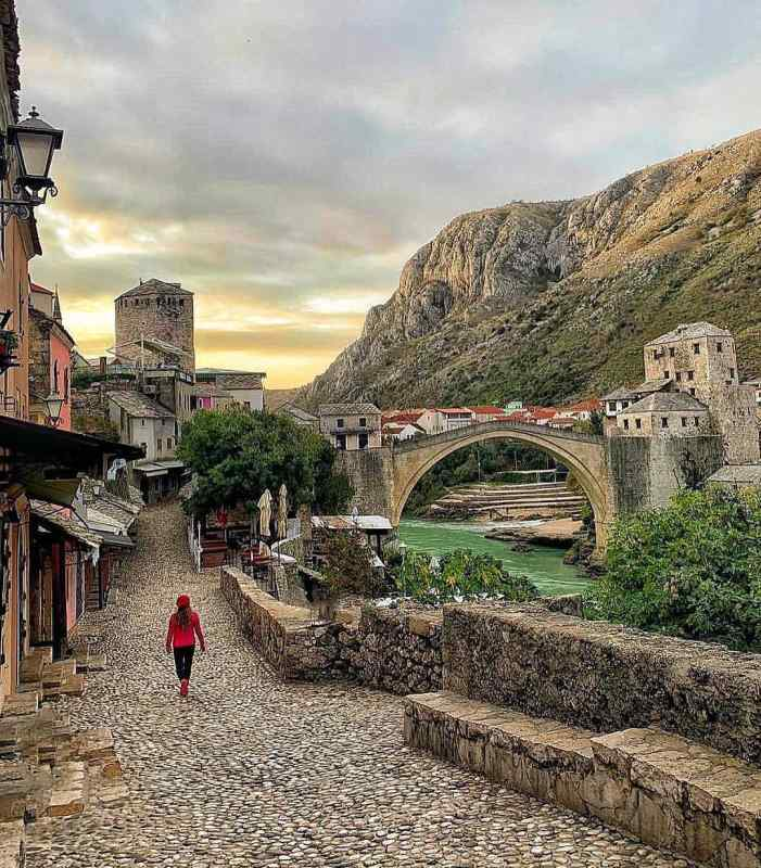 Mostar, Bosniza and Herzegovina