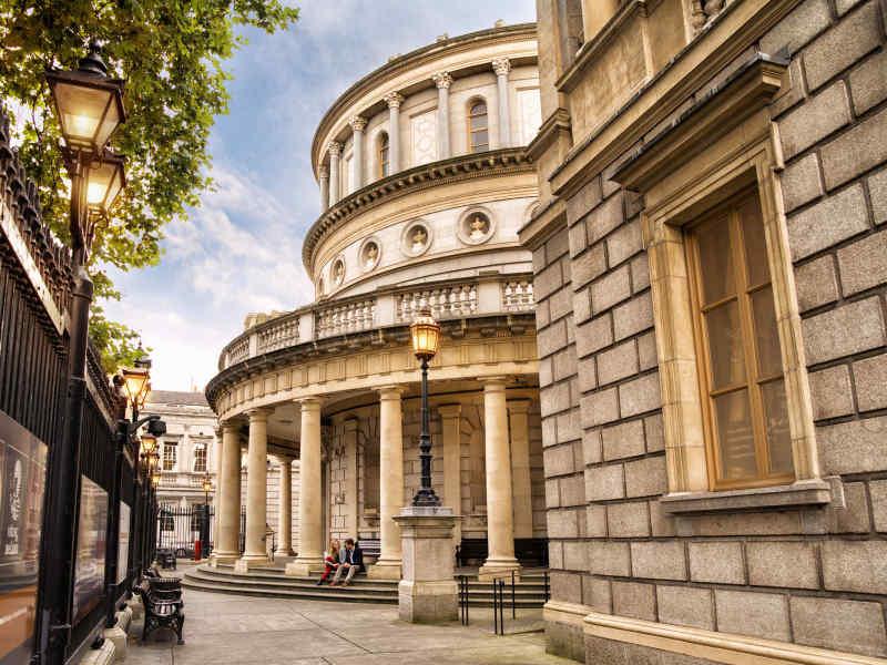 National Gallery in Dublin, Ireland