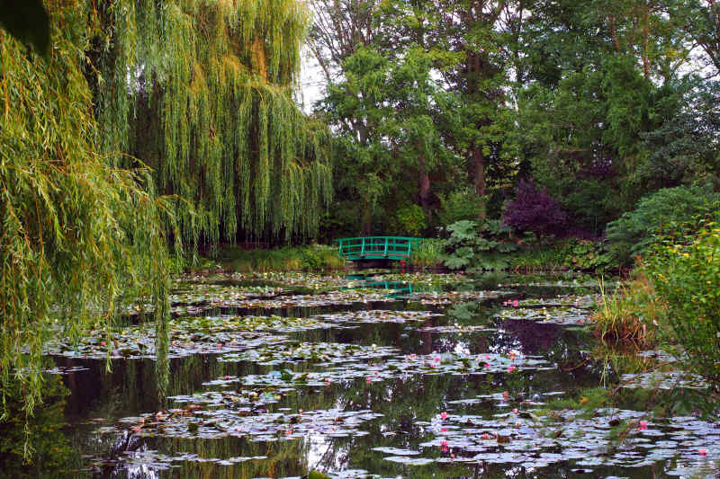 Monet Gardens, Giverny, France
