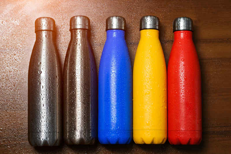 Reusable bottles