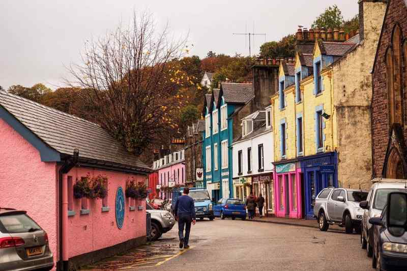 Tobermory, Scotland