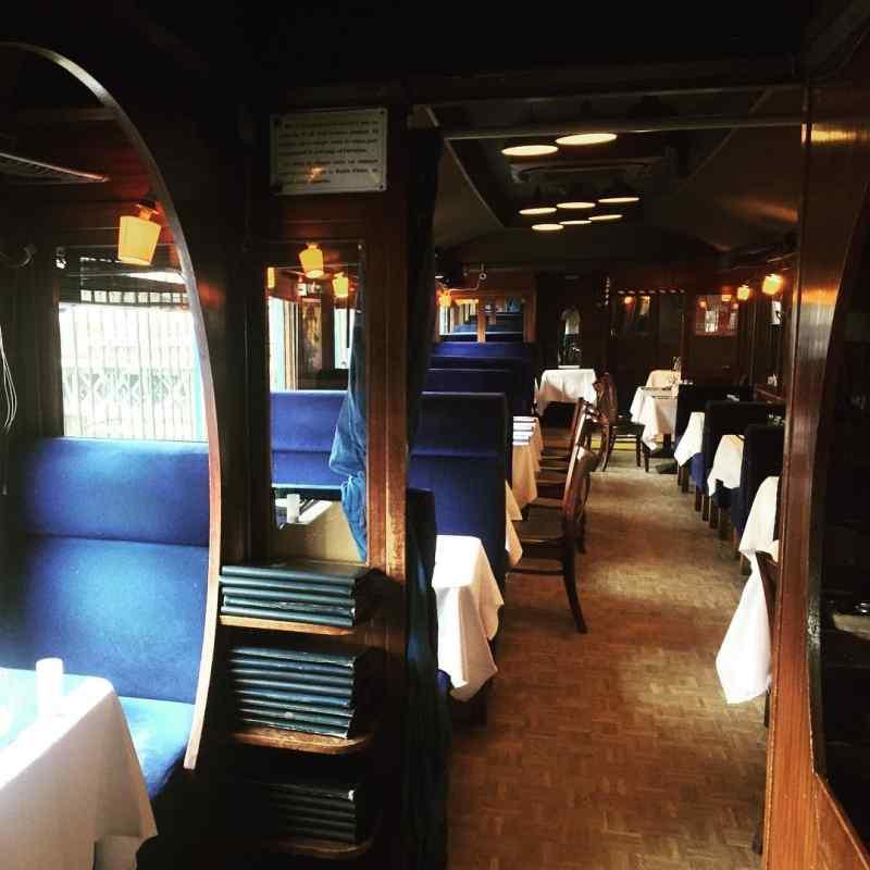 Le Wagon Bleu in Paris, France
