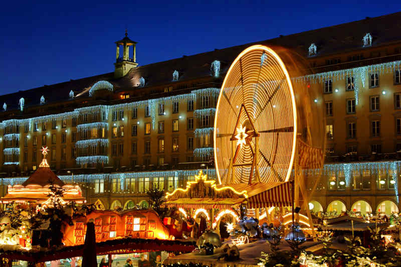 Which Country Hosts Striezelmarkt A Christmas Market Thats Been Held Since 1434.Christmas Markets In Europe Great Value Vacations