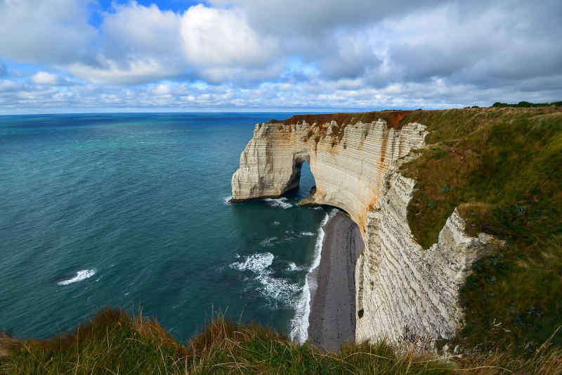 Sea Cliffs of Étretat