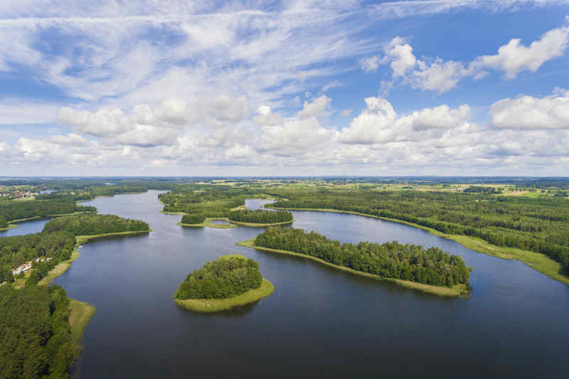 Masurian Lakes
