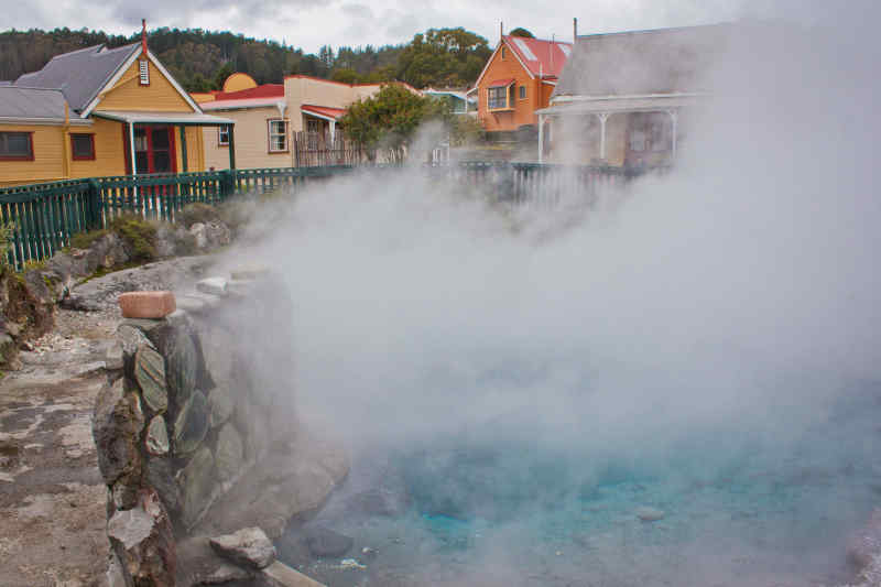 Maori Village • Rotorua, New Zealand