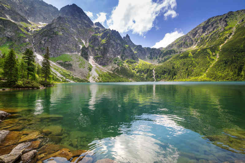 Tatra Mountains, Poland