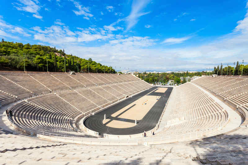 Panathenaic Stadium • Athens, Greece