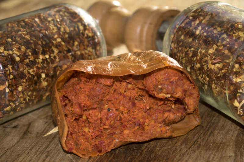 'Nduja from Calabria