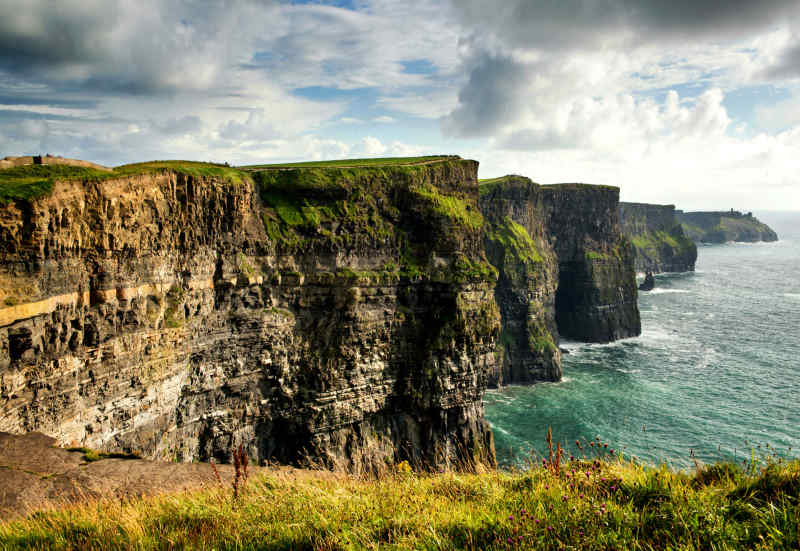Travel to Cliffs of Moher in Ireland