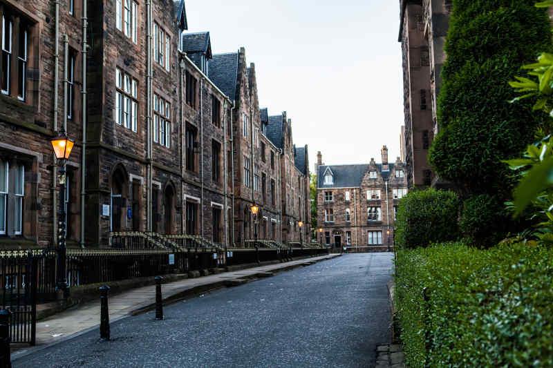 Glasgow Sidestreet