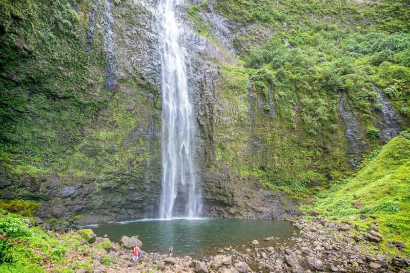 Hanakapi'ai Waterfall