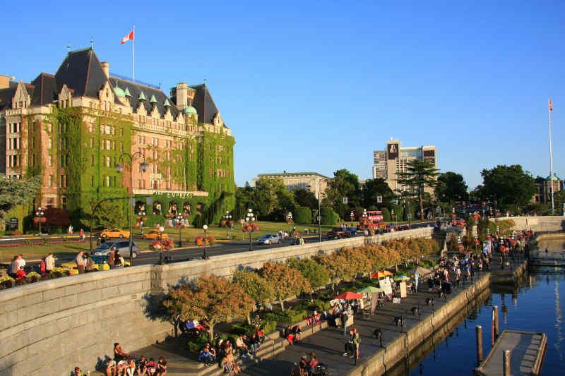 Parliament Building Victoria