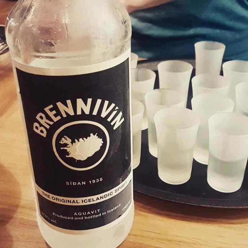 Brennivin, Icelandic Vodka