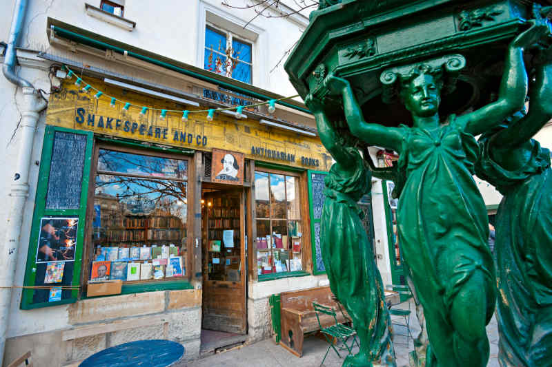 Shakespeare & Company • Paris, France