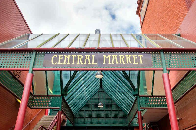 Adelaide Central Market • Adelaide, Australia