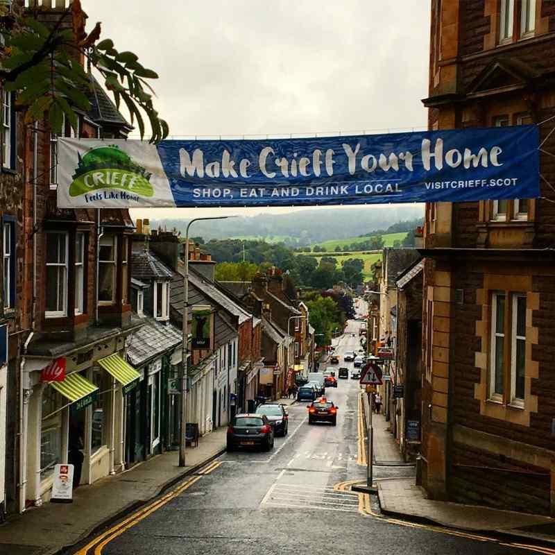 Crieff, Scotland
