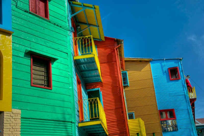 La Boca • Buenos Aires