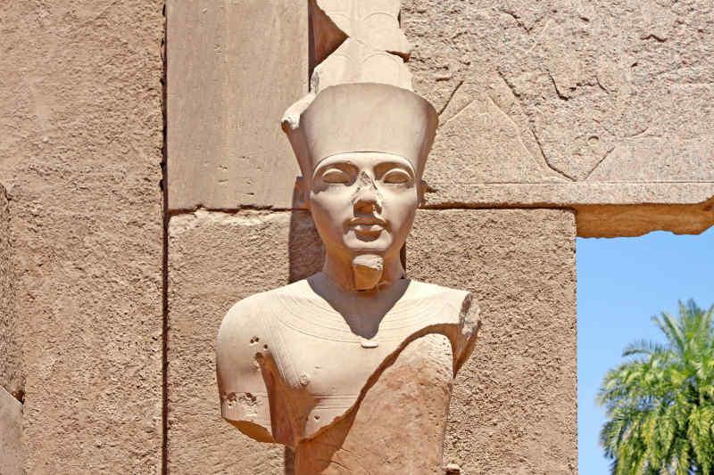 Luxor Temple • Short beard