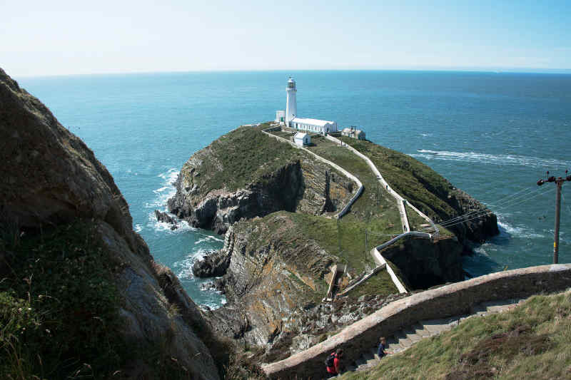 South Stack Lighthouse • Anglesey, Wales