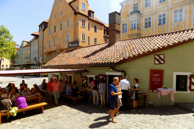 Sausage Kitchen ''Wurstkuchl''