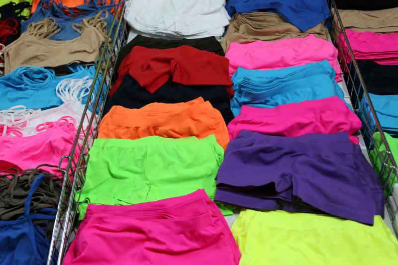 Colorful Underpants
