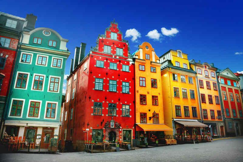 Stockholm in Sweden
