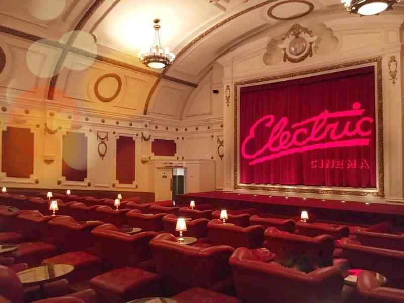 Electric Cinema in Notting Hill, London