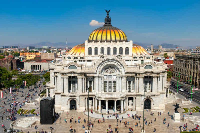 Palacio des Bellas Artes