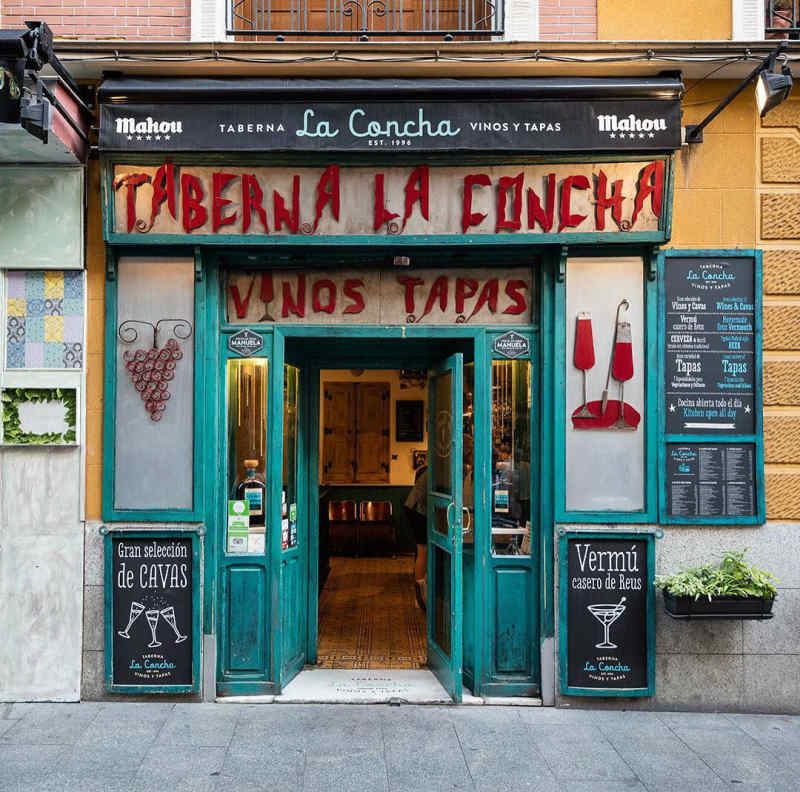 Taberna La Concha