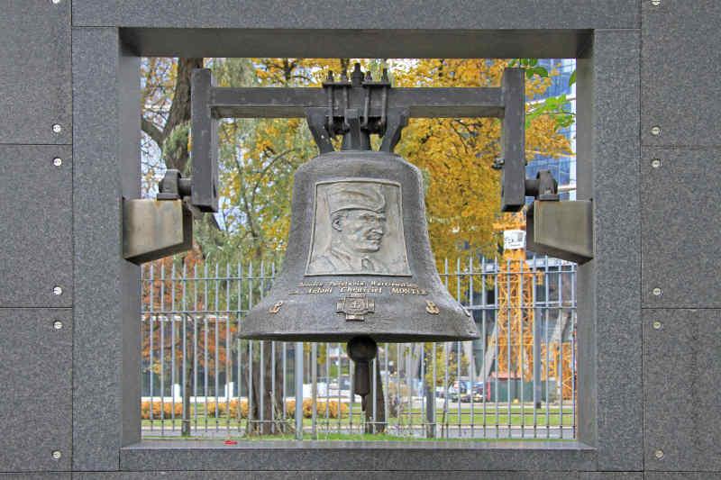Warsaw Uprising Museum Bell