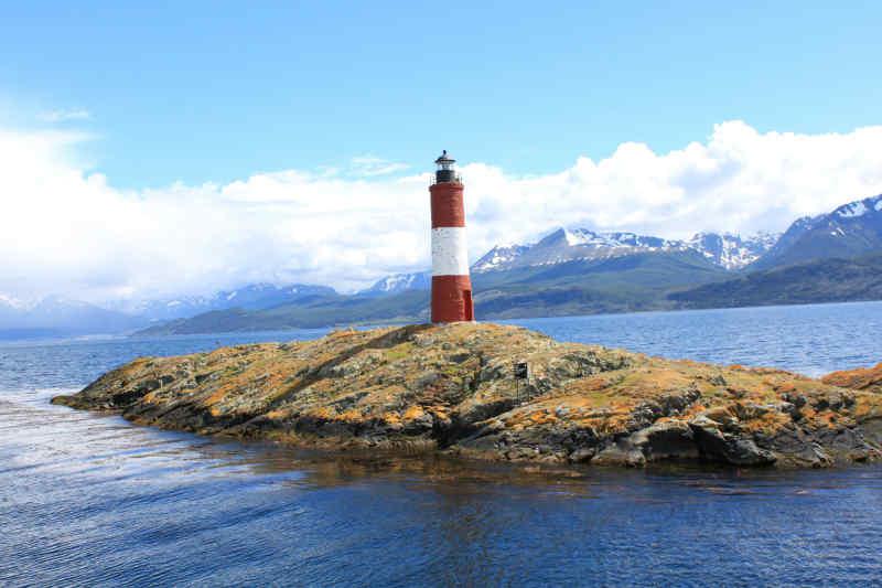 Les Eclaireurs Lighthouse • Ushuaia, Argentina